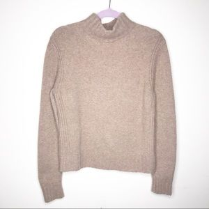 J. Crew Point Sur Merino Wool Alpaca Blend Sweater